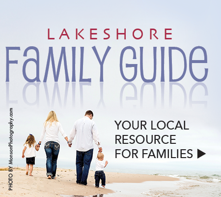 AM Lakeshore Family Guide Ad