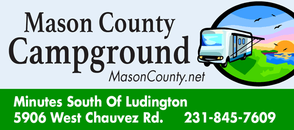 Mason County Campground, Disc Golf, & Picnic Area