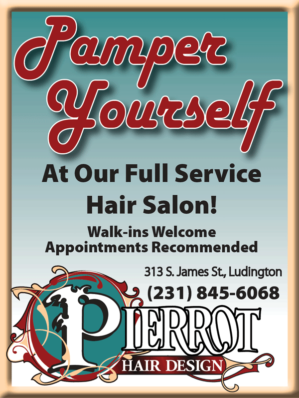 Pierrot Hair Design