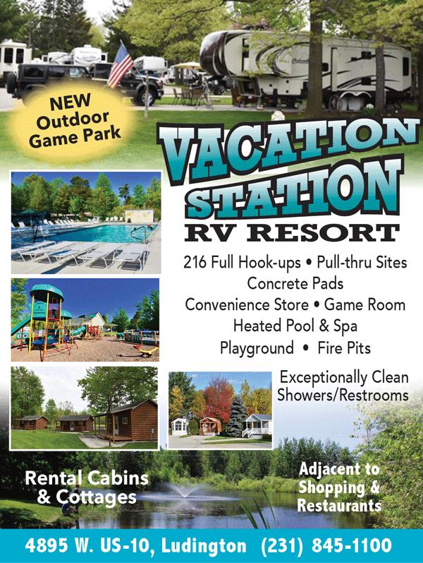 Vacation Station RV Resort