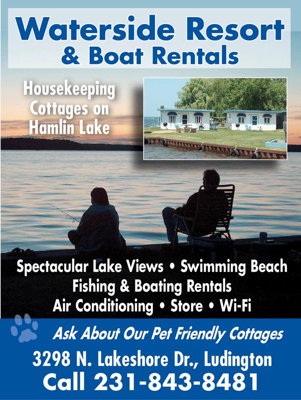 Waterside Resort & Boat Rentals